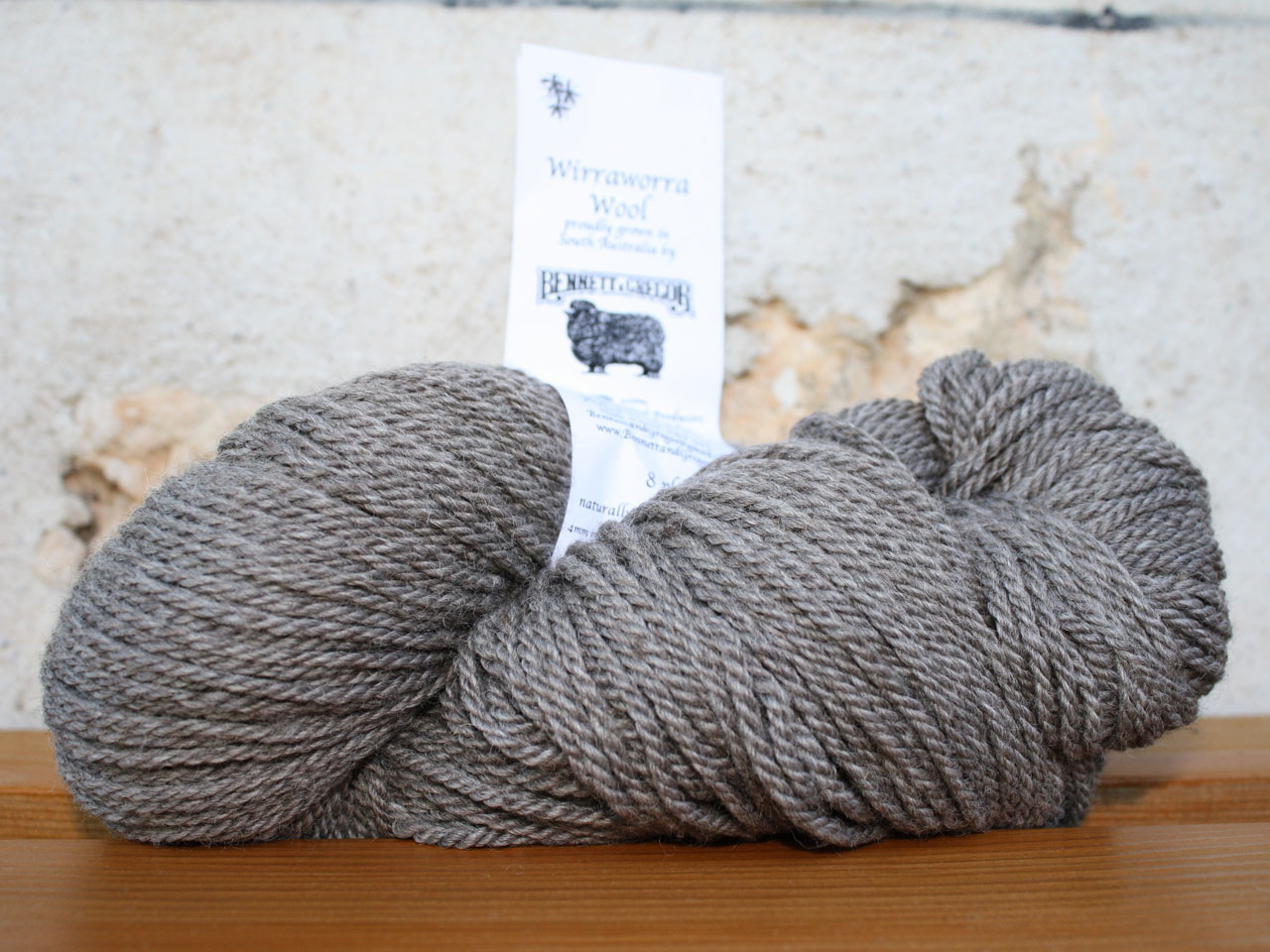 Mallee [Mid-Grey]
