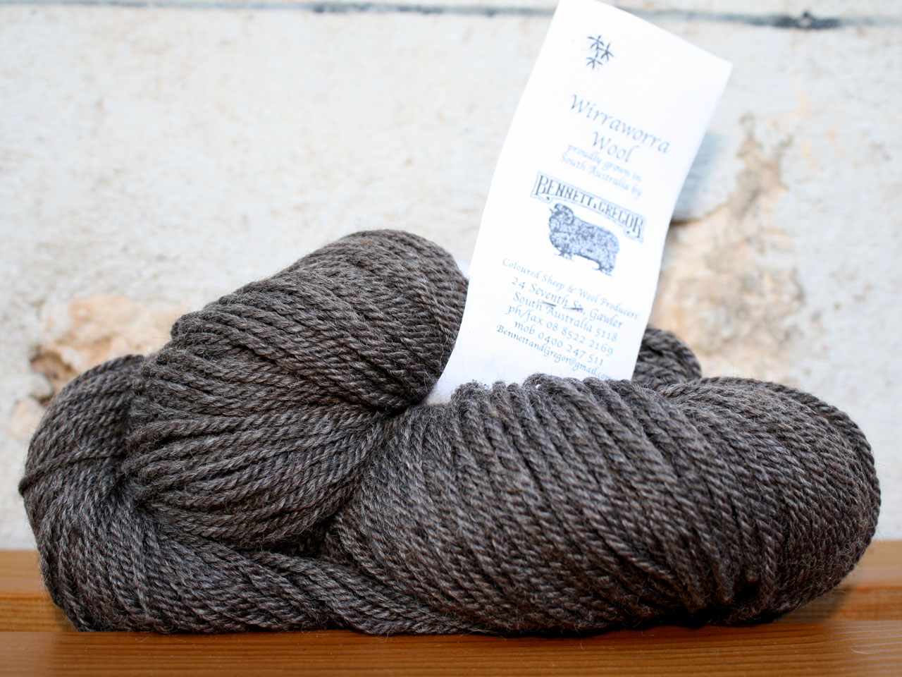 Wattlebark [Dark Grey/Brown] - Currently Unavailable