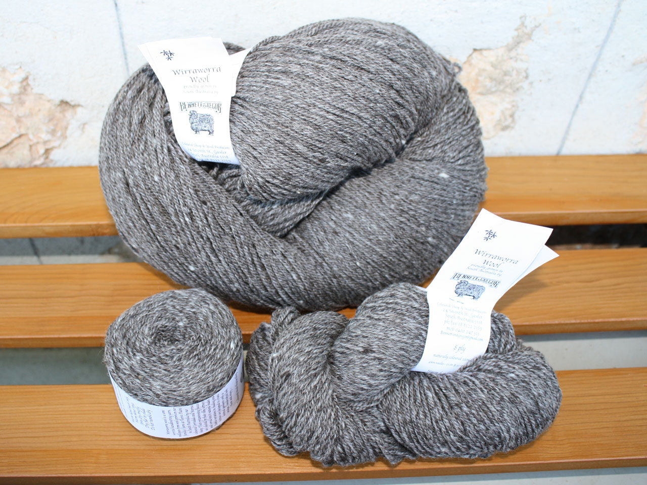 100g or 500g Skeins and 50g Balls