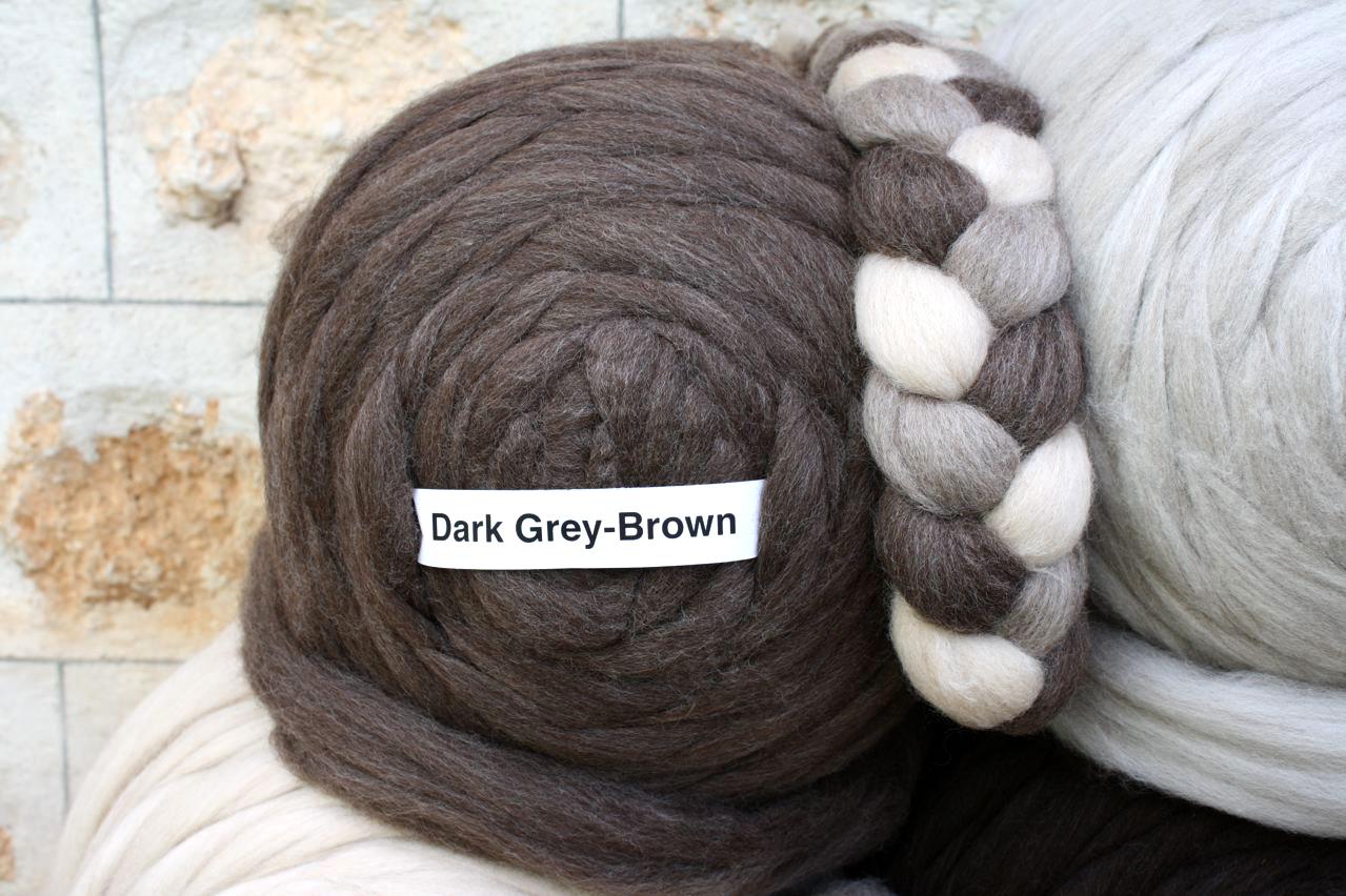 Dark Grey Tops